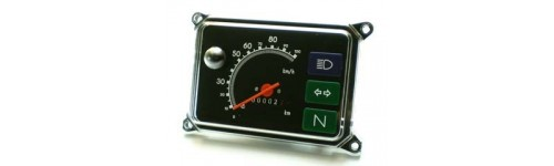 Tachometer / Anbauteile