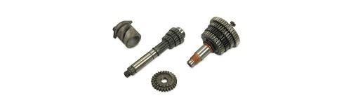 Getriebe / Anbauteile