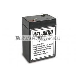 Akku Gel Batterie 6V 4,5Ah